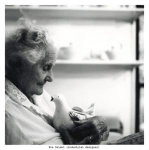 Image 17: Eva Zeisel (Industrial Designer) 1906-2011 Budapest, Hungary – New City, NY